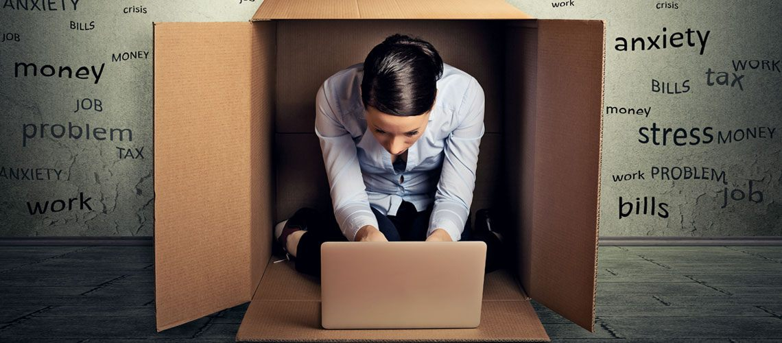 Americans' Economic Stress and Its Impact on Home Finance