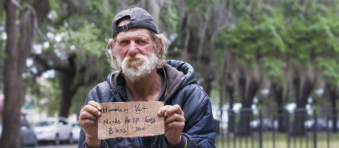 Veteran Homelessness Cut Nearly 50 Percent, Efforts Toward Further Reductions Continue