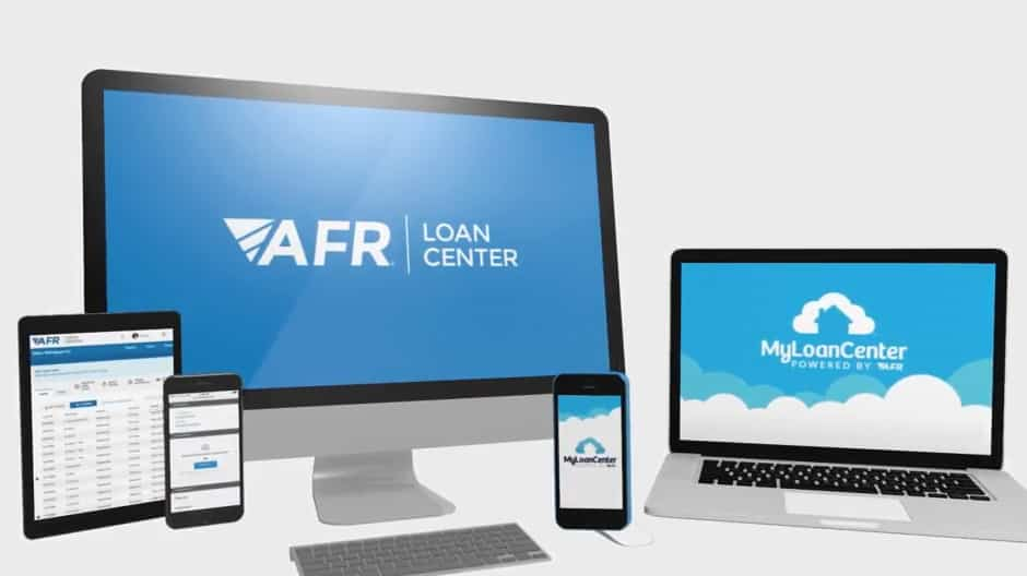 AFR Loan Center / MyLoanCenter Demo Video