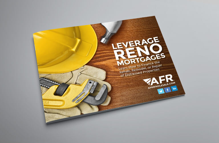 Leverage Reno Mortgages