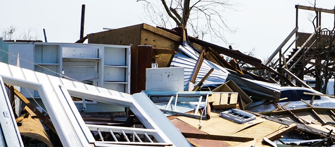 Home Financing Assistance Following a Natural Disaster
