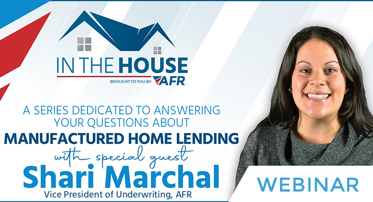 In The House Series: Manufactured Housing (30 Min)