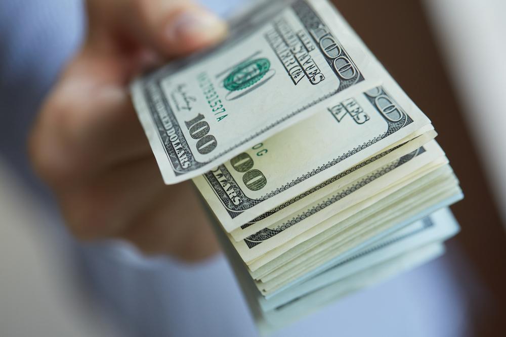 cash-out refinance